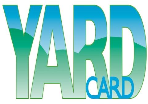 Yardcard finance logo.