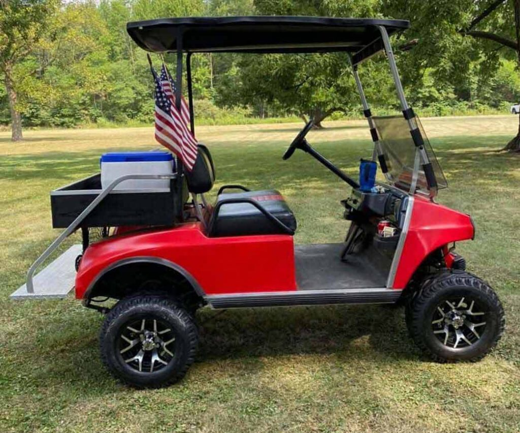 Golf cart for sale in Union City, IN