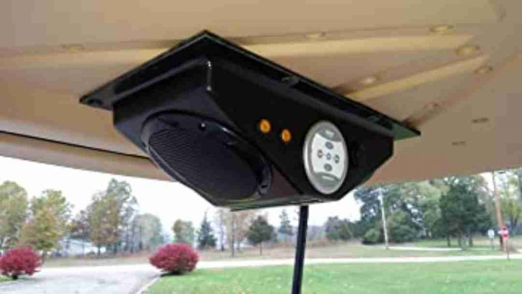 Stereo Options for Your Golf Cart