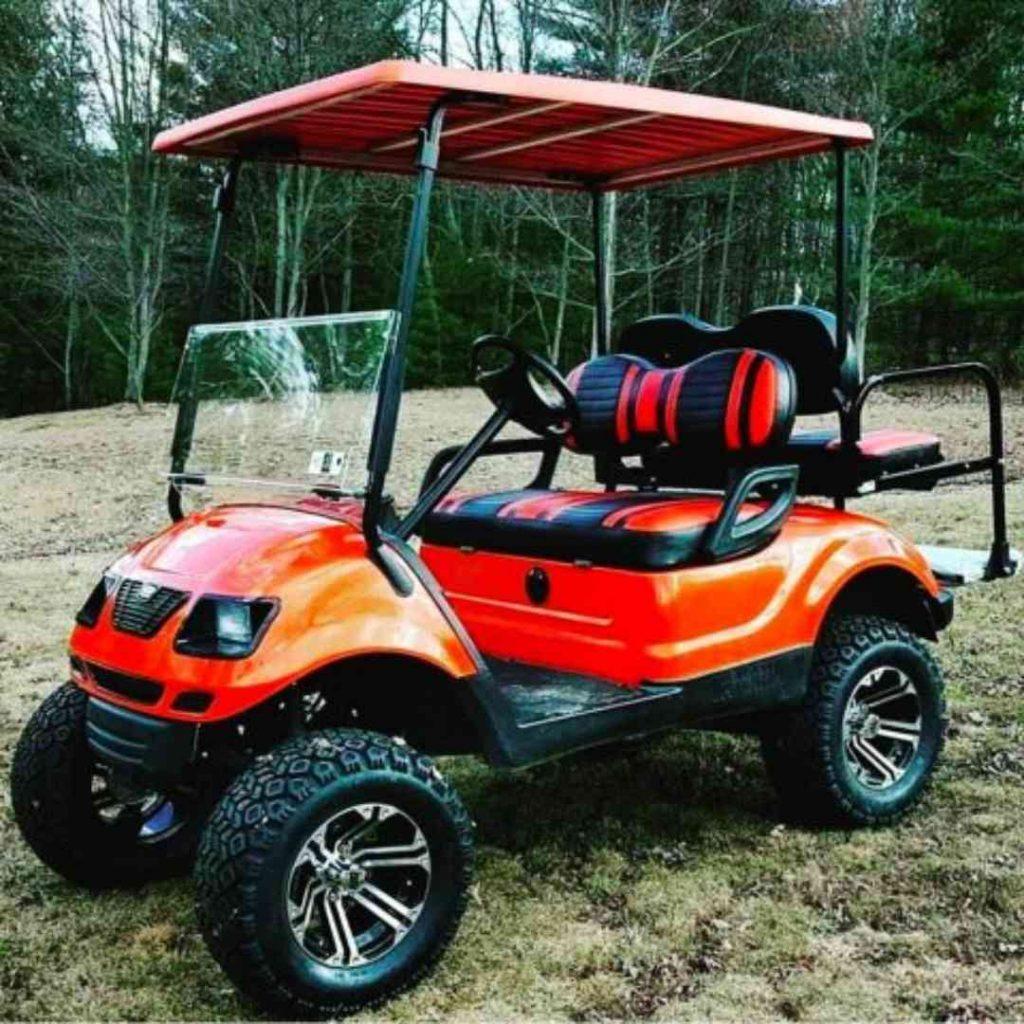 Golf Car Lift Kits
